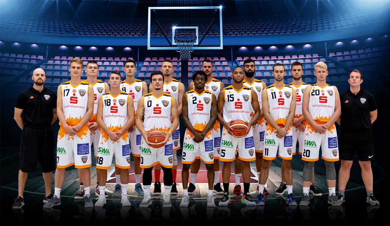 Teamfoto Saison 2018/19