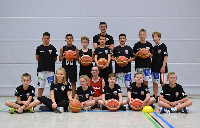 Teamfoto Jugend U12