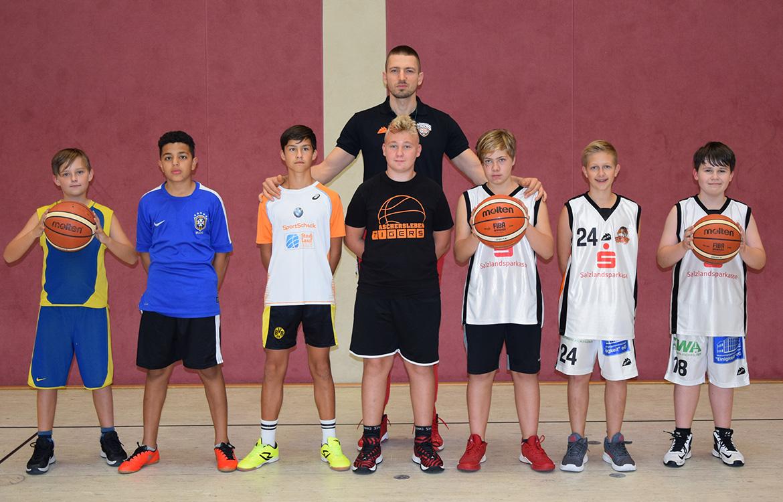 Teamfoto Jugend U14