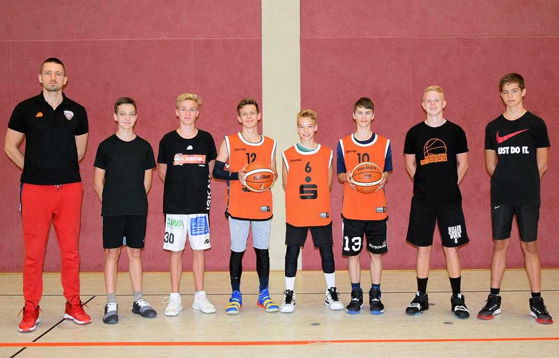 Teamfoto Jugend U16