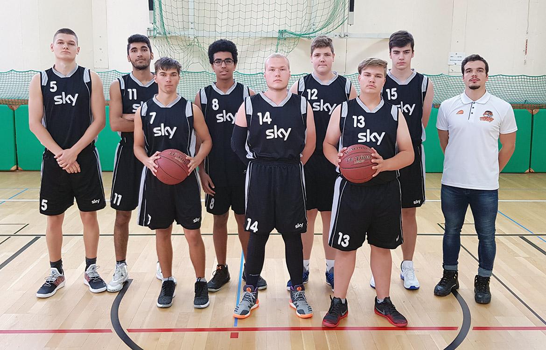 Teamfoto Jugend U20
